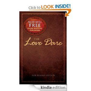 Book Review: Love Dare by Alex and Stephen Kendrick